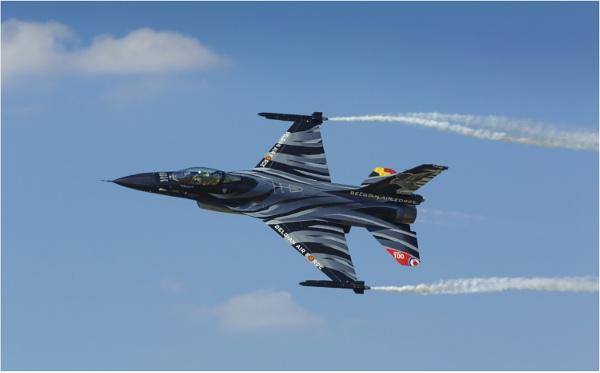 Belgian F-16 by dark_lord