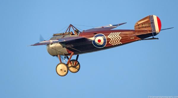 Bristol M-1C Scout WW1 monoplane by brian17302