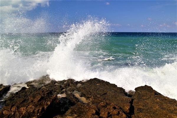 Splash. by markjnorris