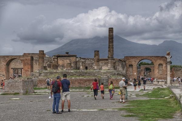 Pompeii by ColleenA