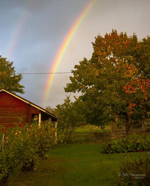 Autumn Rainbow by jupokoo