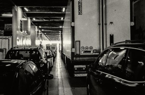 in the lane by mogobiker
