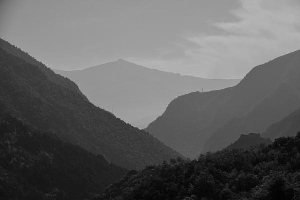Looking towards Montenegro