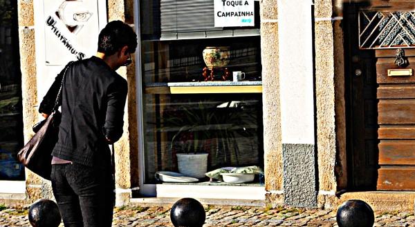 De compras. by femape