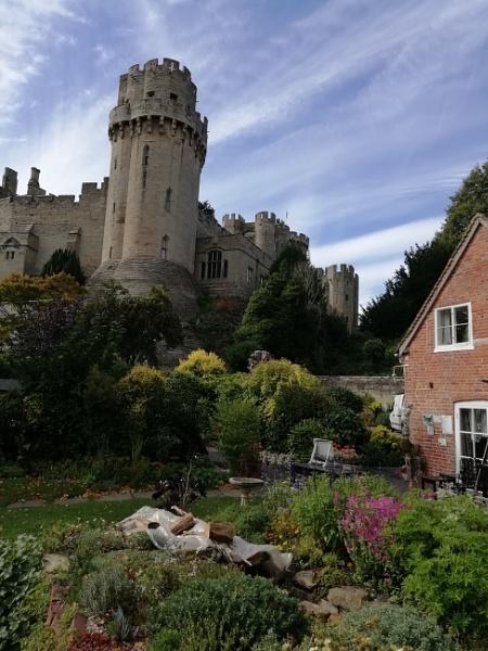 Warwick Castle by Legsandco70