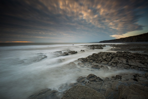 Evening at Nash Point by martin.w