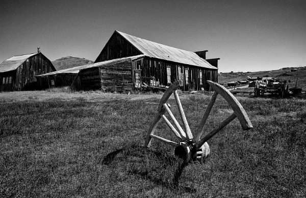 Broken Wheel - Bodie by Zydeco_Joe