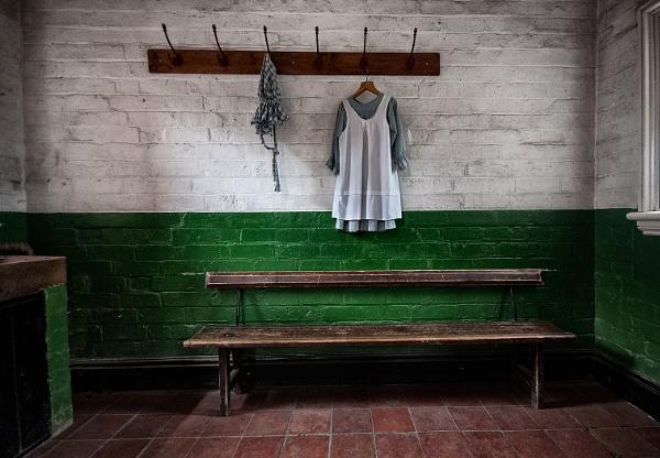 School House Cloakroom. by Zydeco_Joe