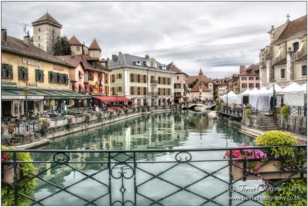 Medieval Annecy by TrevBatWCC
