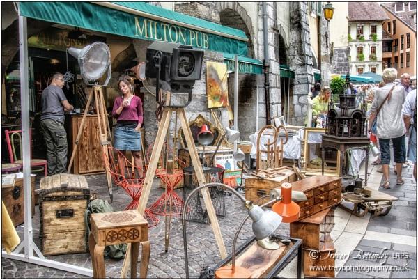 Antiques galore! by TrevBatWCC