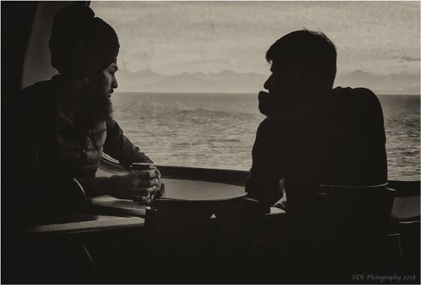 Ferry People by Daisymaye