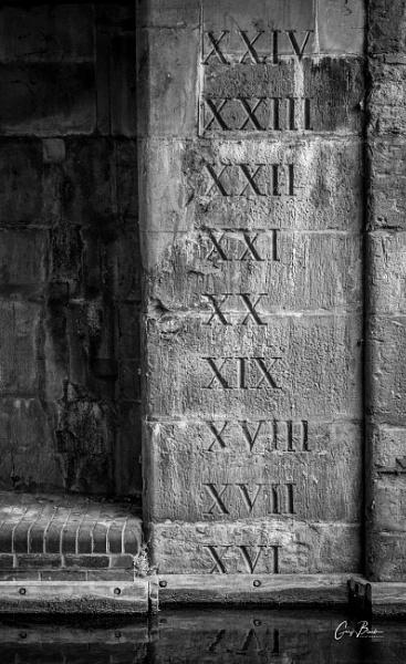 Week 37/52 - Roman Numerals by MonochromeTear