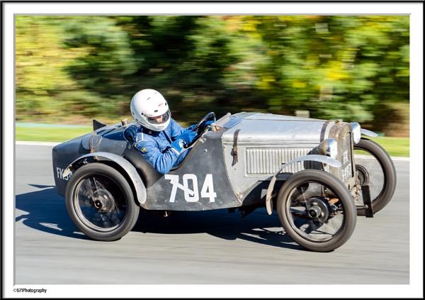 Vintage Sports car club - Prescott by ian5986