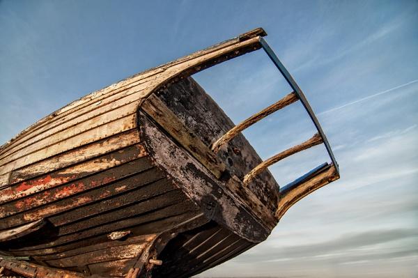 Derelict Dungi Boat by carper123
