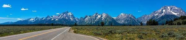 Teton Mountain Range (1) by Trekmaster01