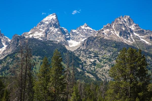 Teton Mountain Range (3) by Trekmaster01