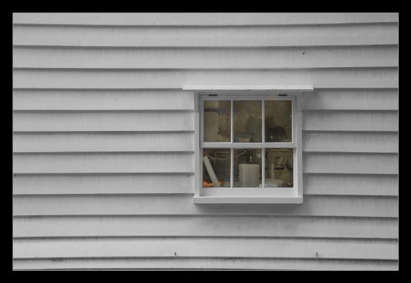 Look Through Any Window by BobDraper