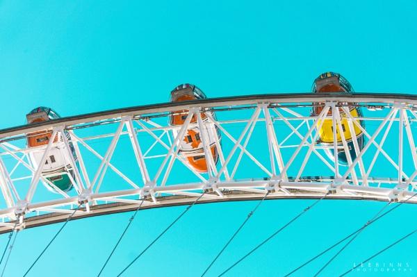 London Eye by LeeBinns