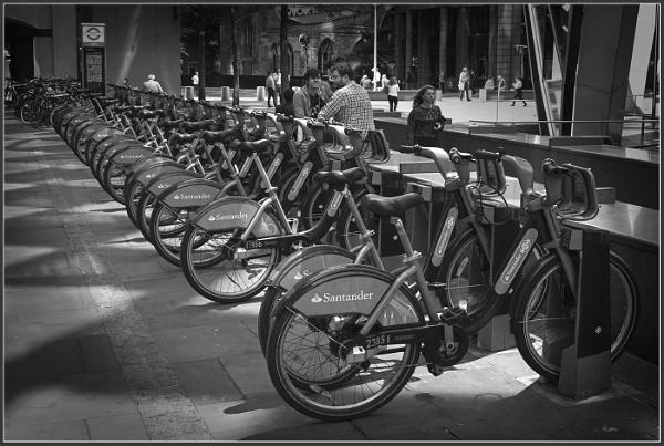 Pedal Power by AlfieK