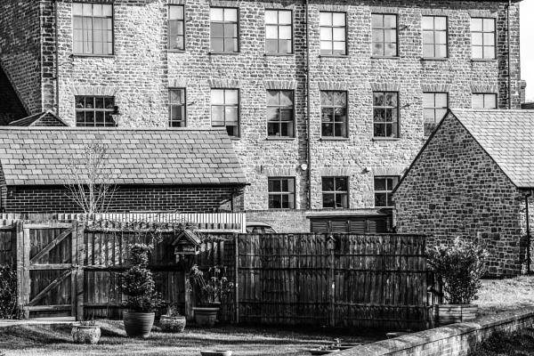 Building near St Michael's Centre, Bridport