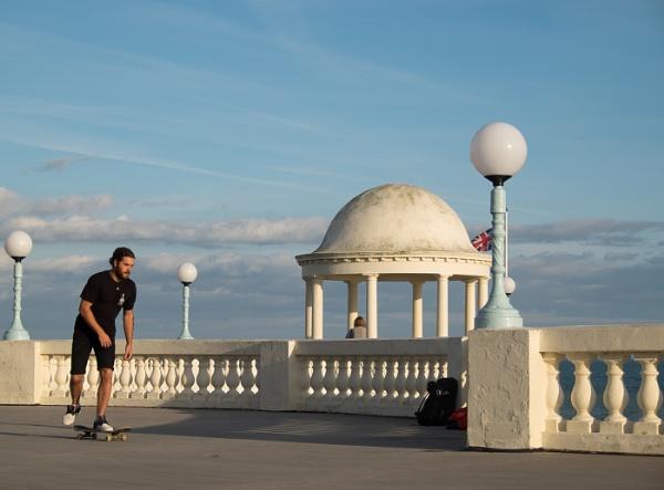 Skate Boarding Bexhill