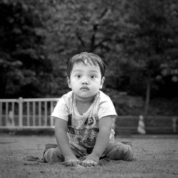 Moody boy.. by Sayuti84