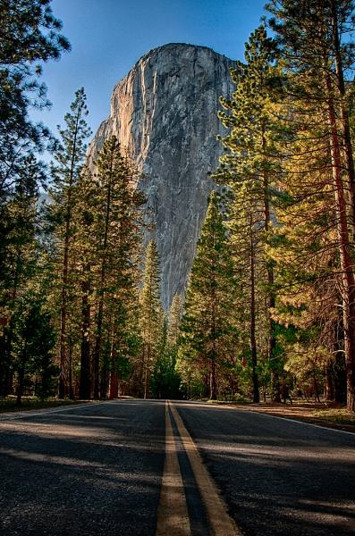 Road to El Capitan by Zydeco_Joe