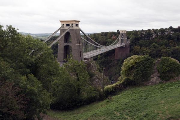 Clifton Suspension Bridge - 1 by peterellison