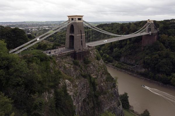 Clifton Suspension Bridge - 2 by peterellison