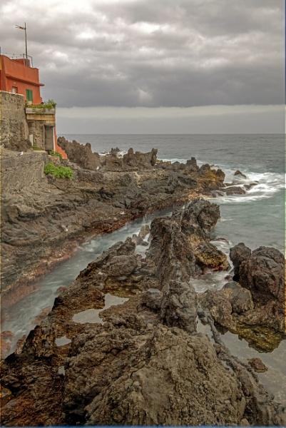 Playa Jardin rocks by mmart