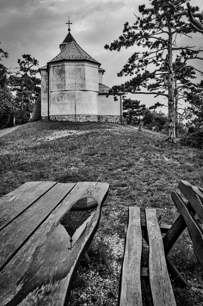 The Chapel on St Michael\'s Hill by nonur