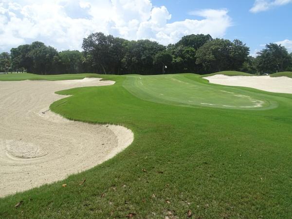 Golf Course, Playa Del Carmen, Mexico by YoungGrandad