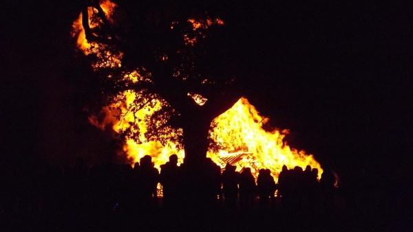 Bonfire night by charliejohn