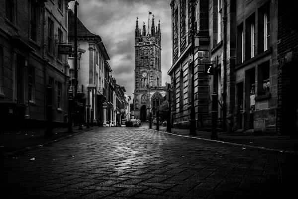 St Mary\'s Church Warwick by CraigWalker