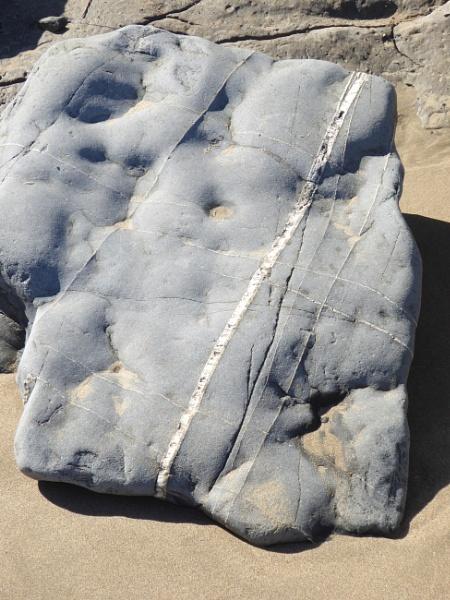 Rock on Sand by Gypsyman