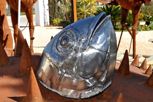 Metallic Art! by Chinga