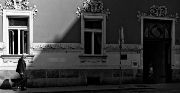 Old Belgrade by MileJanjic