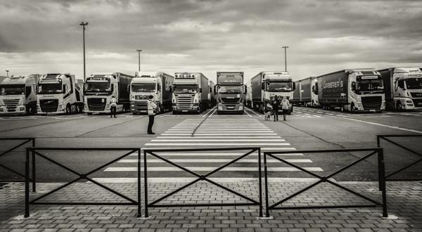 in a line by mogobiker