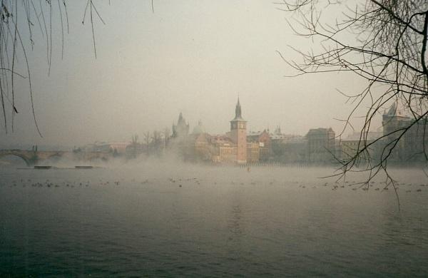 My first Xmas in Prague. by rustyshackleford