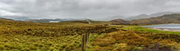 Scottish panorama 2 by Ingymon