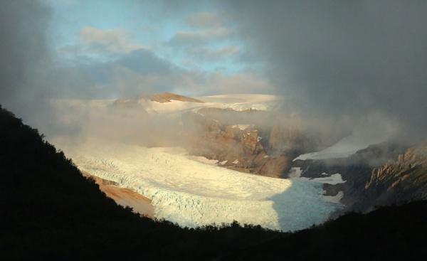 Norwegian Glacier by mikekay