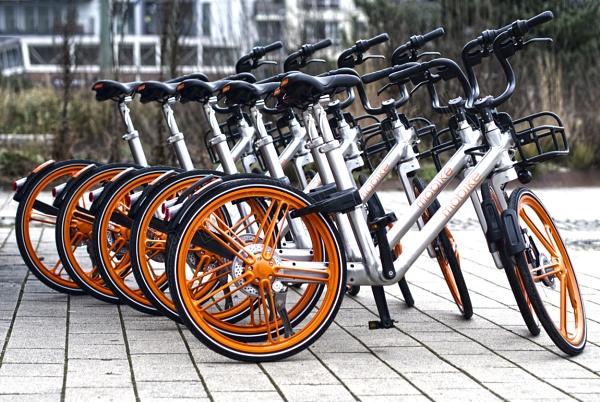 Orange Wheels by FotoDen