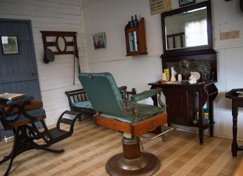 The Old Barber Shop