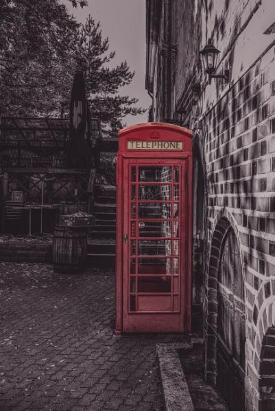telephone by Danas