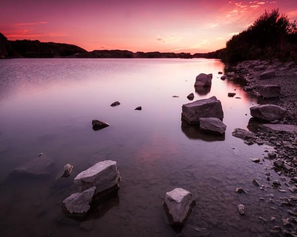 Rhoose Point Quarry by cardiffgareth