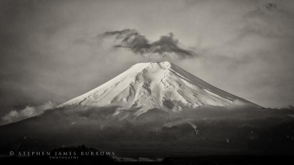 Mono Fuji by Stephen_B