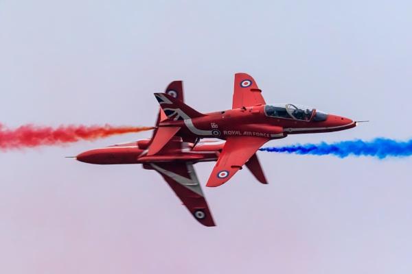 Red Arrows Crossover