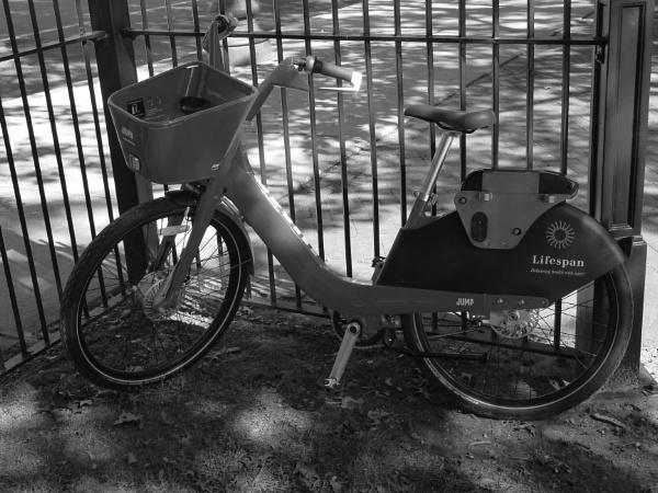"~ \""Mobile Jump Solar Bike\"" by LexEquine"