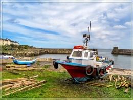 Craster Boat
