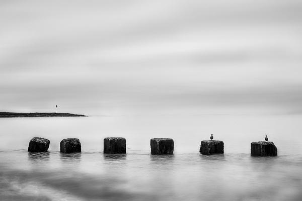Six Rocks by AndrewAlbert